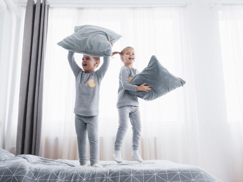 Výber matracu pre dieťa podľa materiálu