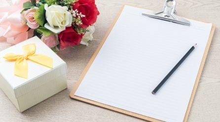 Zoznam svadobných darov vám pomôže vyhnúť sa tomu, že dostane rovnaký dar viackrát