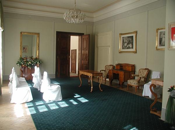 Múzeum Svätý Anton a obradná sieň