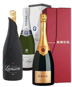 Šampanské a nešampanské
